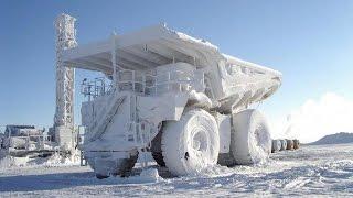 Холодный старт техники зимой