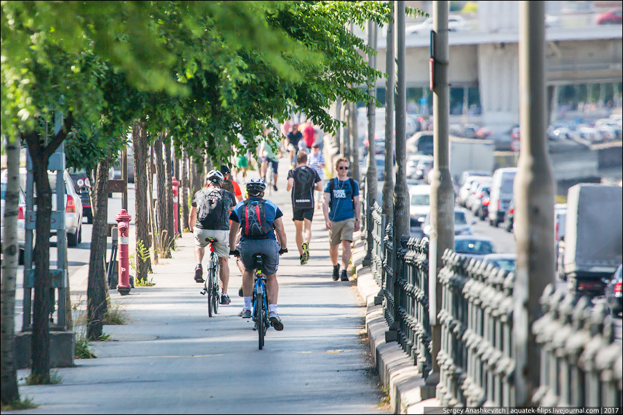 Почему я не люблю велосипедистов в городе