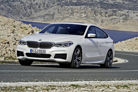 BMW 6-й серии GT для России - комплектации и цены