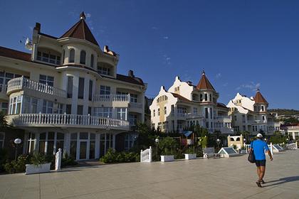 Россия заняла 12-е место в мире по числу понравившихся туристам отелей