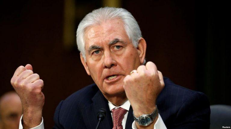 Рекс порвал Госдеп: во внешней политике США идут массовые зачистки