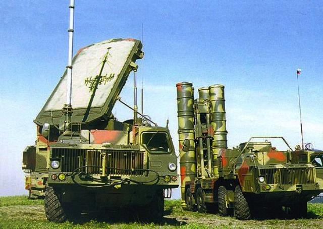Небо Израиля охраняют российские комплексы ПВО (видео)