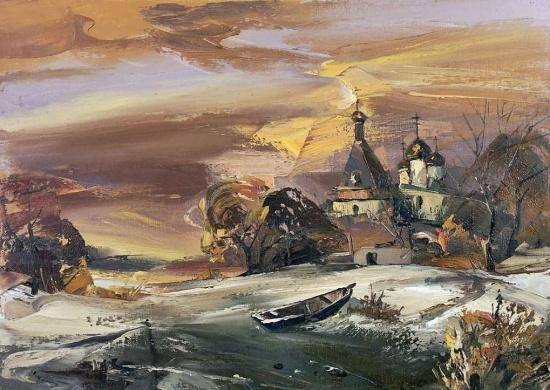 художник Иван Агеев картины – 22