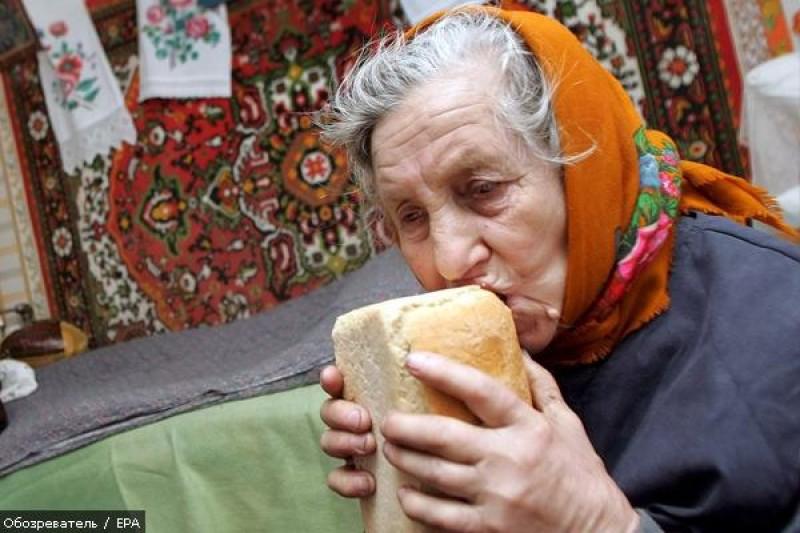 В заботах о здоровом питании: Нищие россияне будут есть баллы