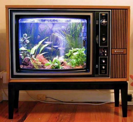 Вот что делать если у тебя есть старый нерабочий телевизор! №2 просто супер