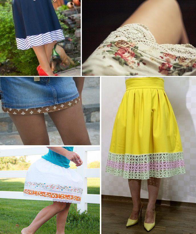 7f17511bce7 Как красиво удлинить одежду.. Обсуждение на LiveInternet - Российский Сервис  Онлайн-Дневников