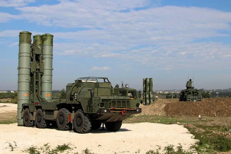 «Панцири» и С-400 останутся в Сирии