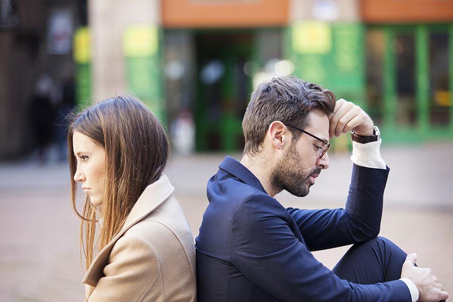 5 причин, почему женщины выбирают мужчин-неудачников