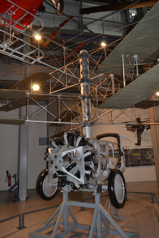 Музей авиации и космонавтики Ле-Бурже. Часть 7