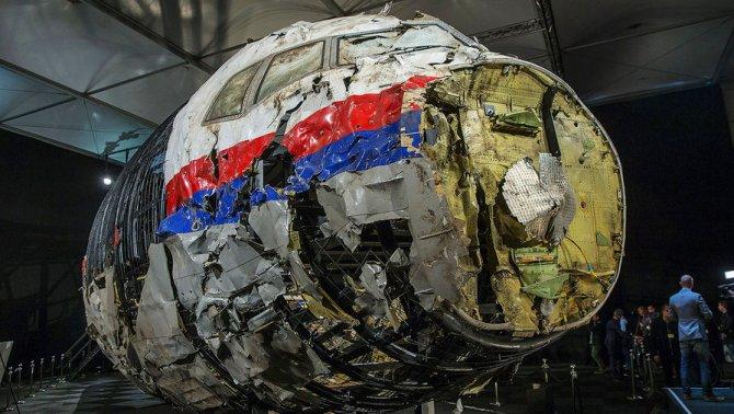 Боинг над Донбассом сбила Ук…