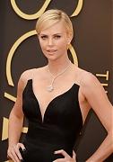 Шарлиз Терон на вручении «Оскара 2014» в Голливуде