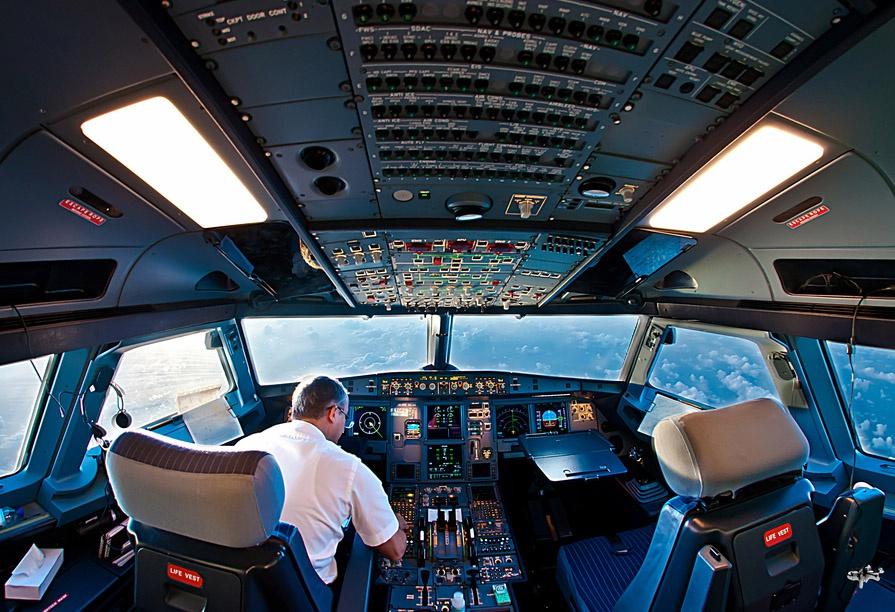 Проблема нехватки пилотов в мире обостряется
