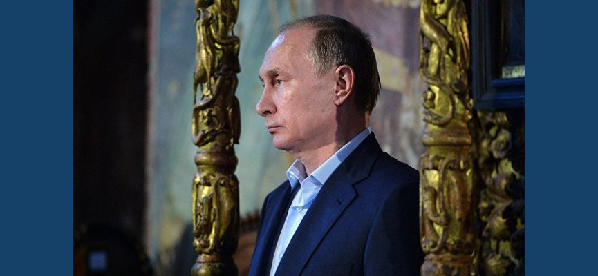Путин не зря помолился перед боем