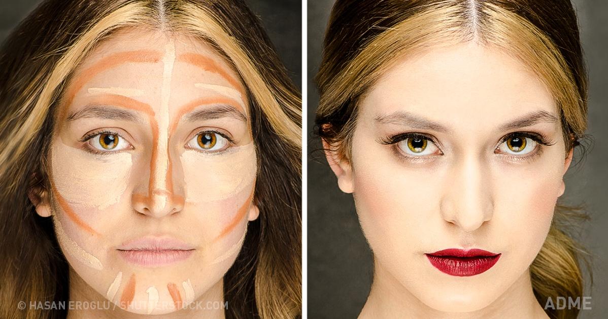 Наводим красоту быстро — 7 необычных трюков для безупречного макияжа