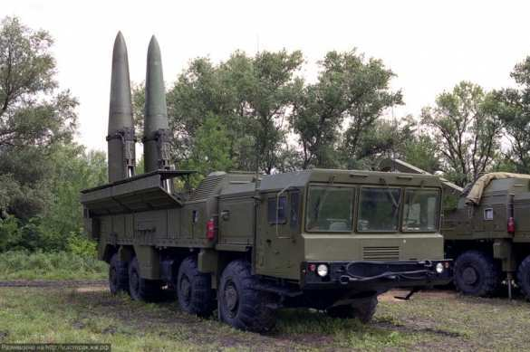 На Западе России «Искандеры» приведены в боевую готовность