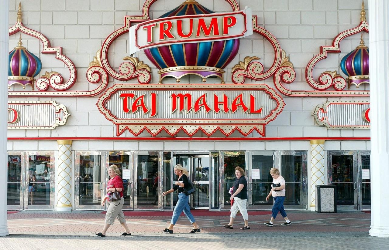 В Атлантик-Сити распродают имущество с казино Трампа