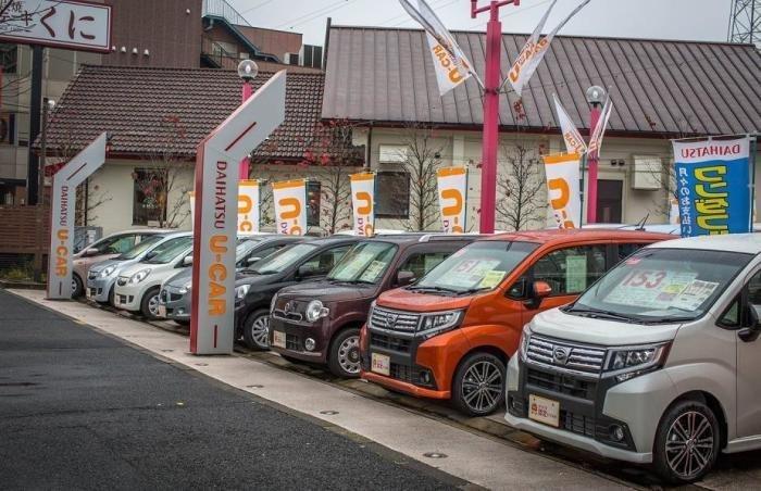 6. Цена красна авто, истории, факты, япония
