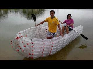 5 крутых вещей из пластиковых бутылок