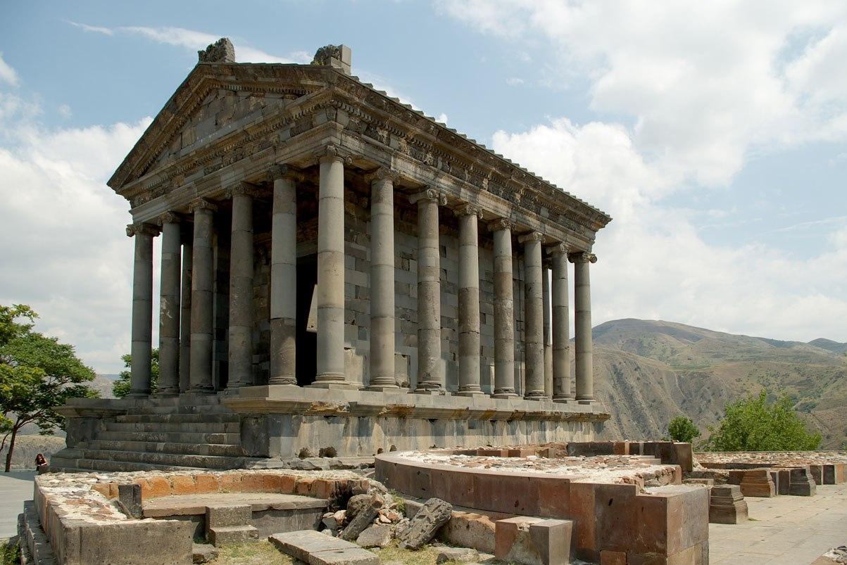 Гарни - Языческий храм в Армении