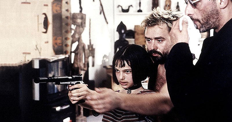 Кинопробы юной Натали Портман и альтернативная концовка фильма «Леон»