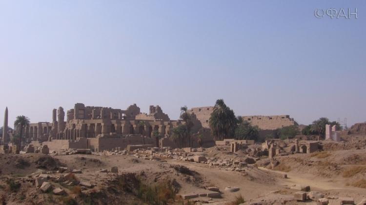 Археологи нашли в Луксоре мумию, чей возраст превышает три тысячи лет