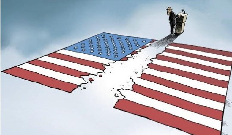 The American Thinker: Соединенные Штаты стоят на пороге второй гражданской войны
