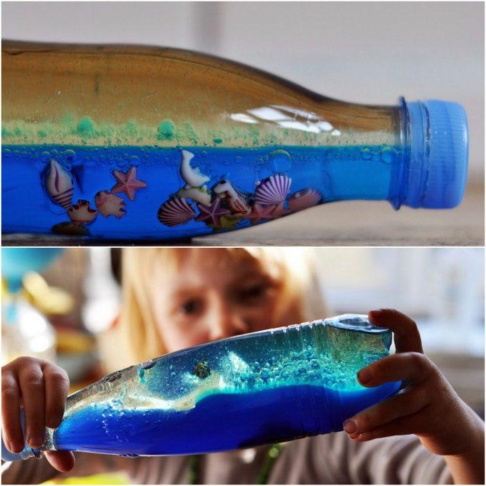 Не спешите выбрасывать использованную пластиковую тару, ведь для неё еще можно найти полезное применение