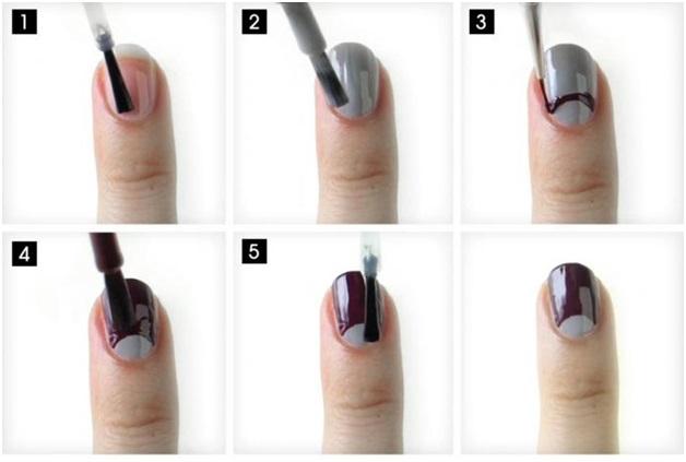 Как сделать лунку на ногте при маникюре