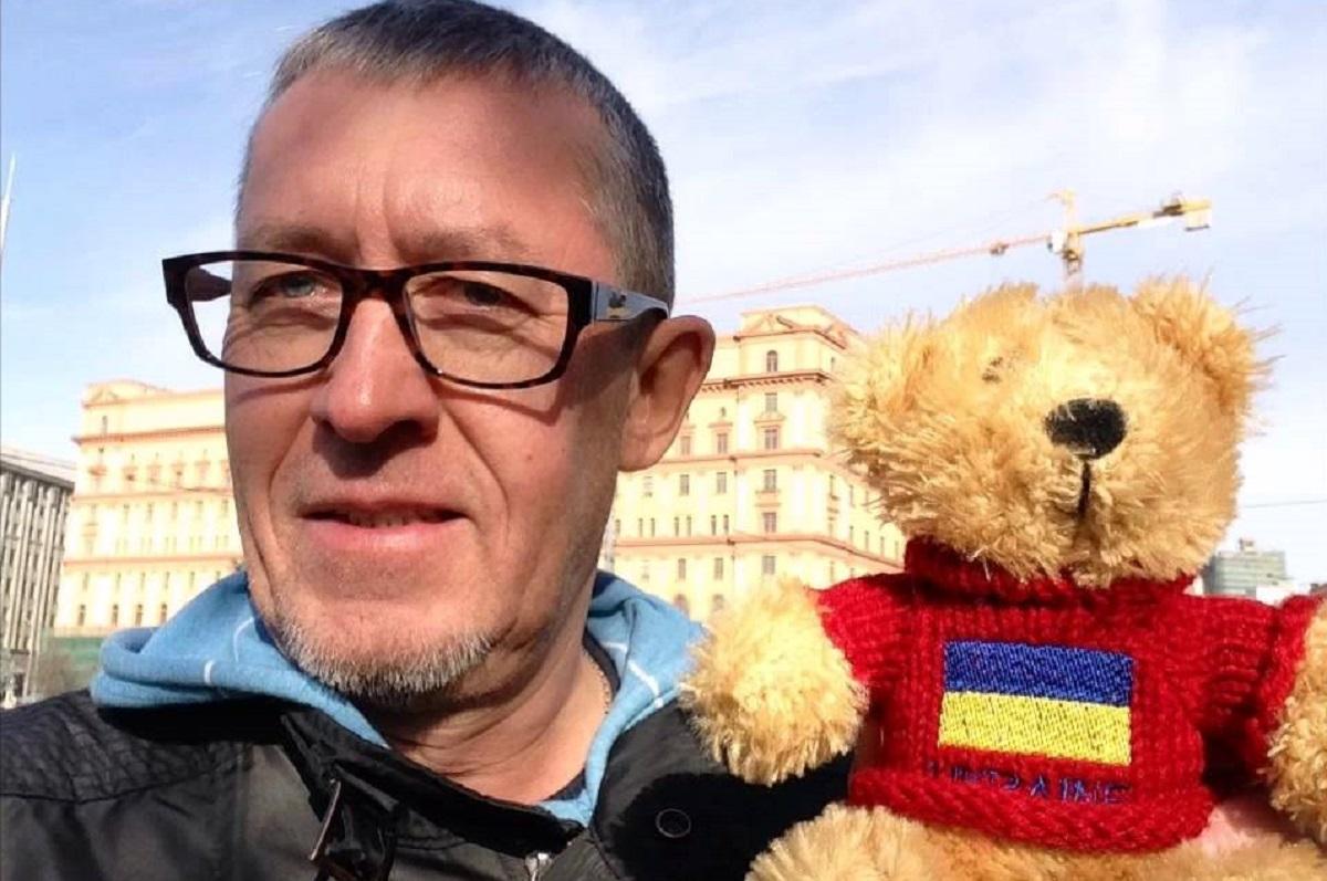 Украинский пропагандист разнес себе башку