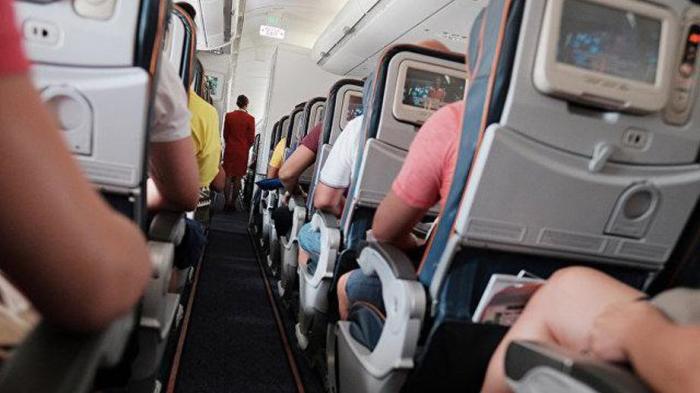 Всем комфортного полёта!