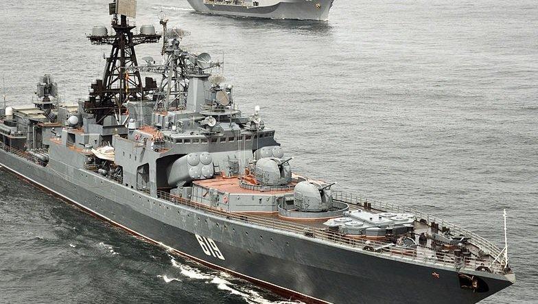 Россияне дали четкий сигнал Шестому флоту США: украинский эксперт объяснил появление корабля Северного моря в Черном море