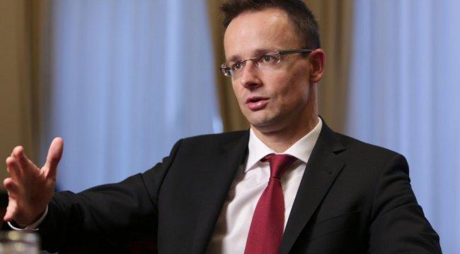 Глава МИД Венгрии Петер Сийярто плюнул в лицо Климкину