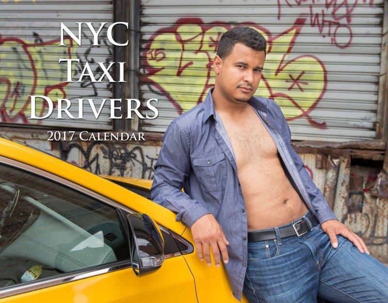 Календарь Нью-Йоркских таксистов 2017