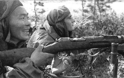 Семён Номоконов: сибирский шаман, отправивший в иной мир 350 фрицев