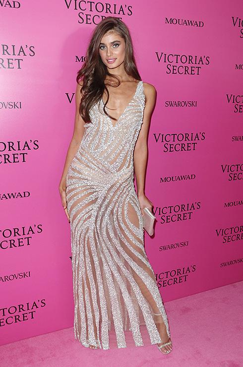 Совсем не ангелы — 10 самых «голых» образов афтепати Victoria's Secret