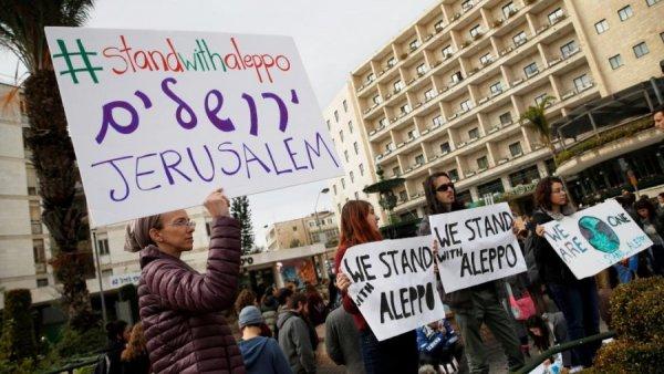 Израиль разжигает. Как отреагирует Москва на обстрел Пальмиры