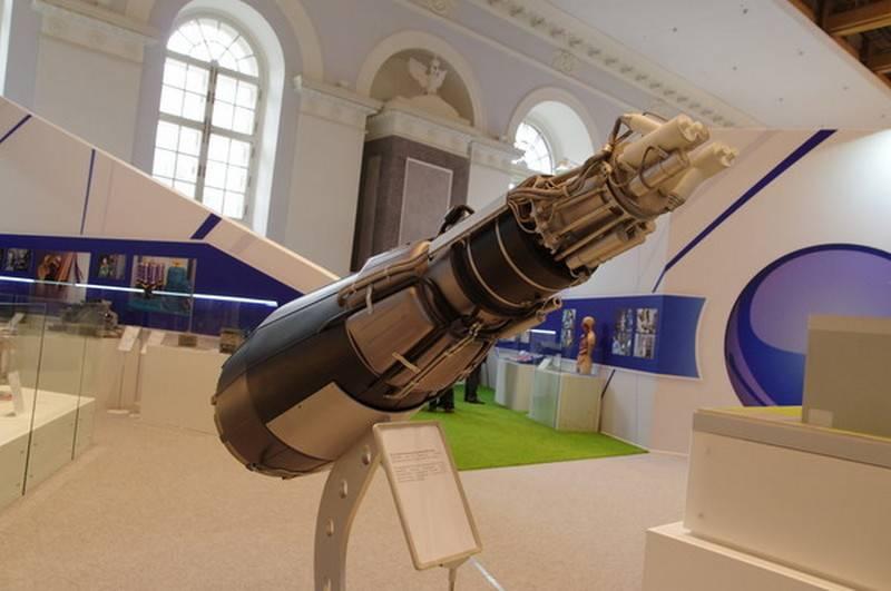 В России создан энергоблок для космической ядерной энергоустановки