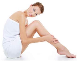 профилактика потливости ног