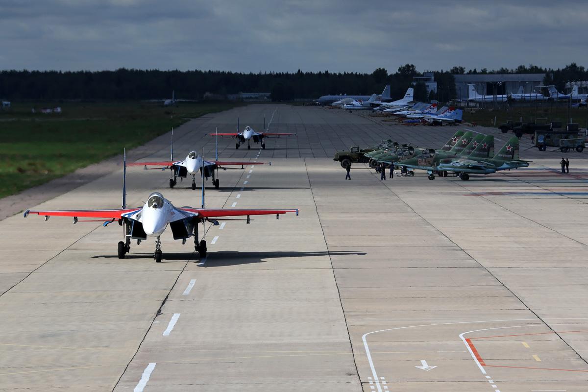 В Кубинке создадут отдельный авиационный кластер