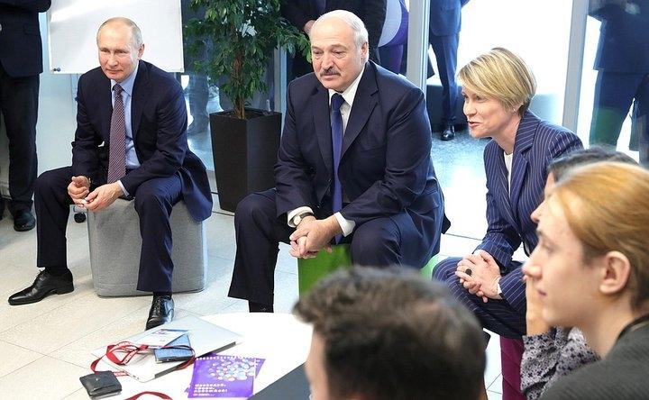 """""""Что оставим нашим детям?"""" Лукашенко рассказал, о чем говорил с Путиным"""
