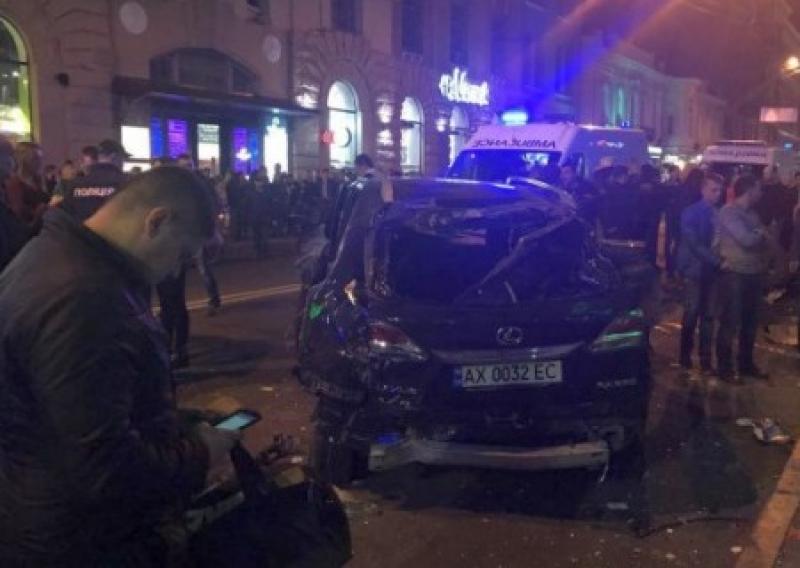 В Харькове произошло страшное ДТП, погибли шесть человек