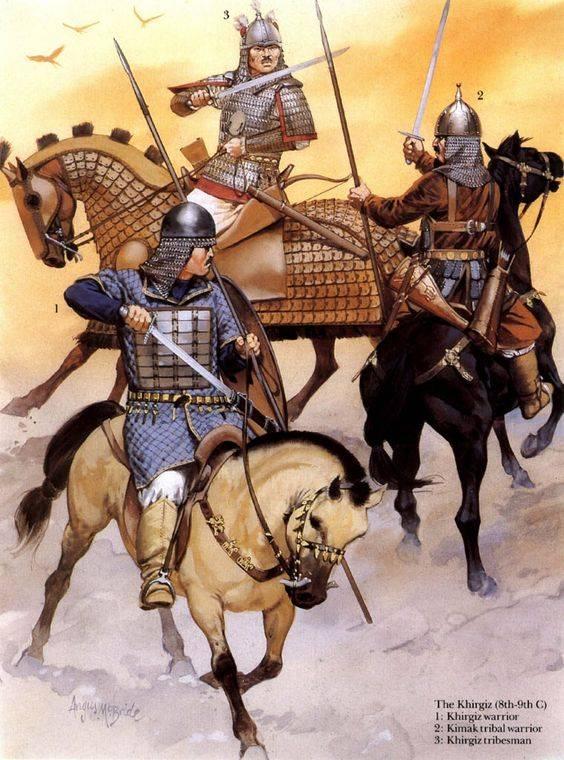 Рыцари кочевых империй (часть 2)