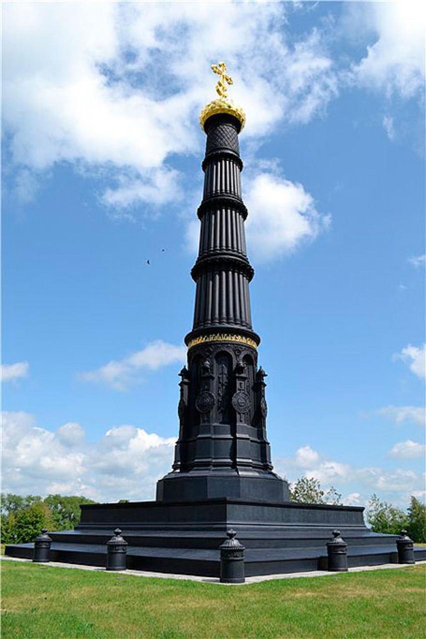 Памятник русским воинам на Куликовом поле