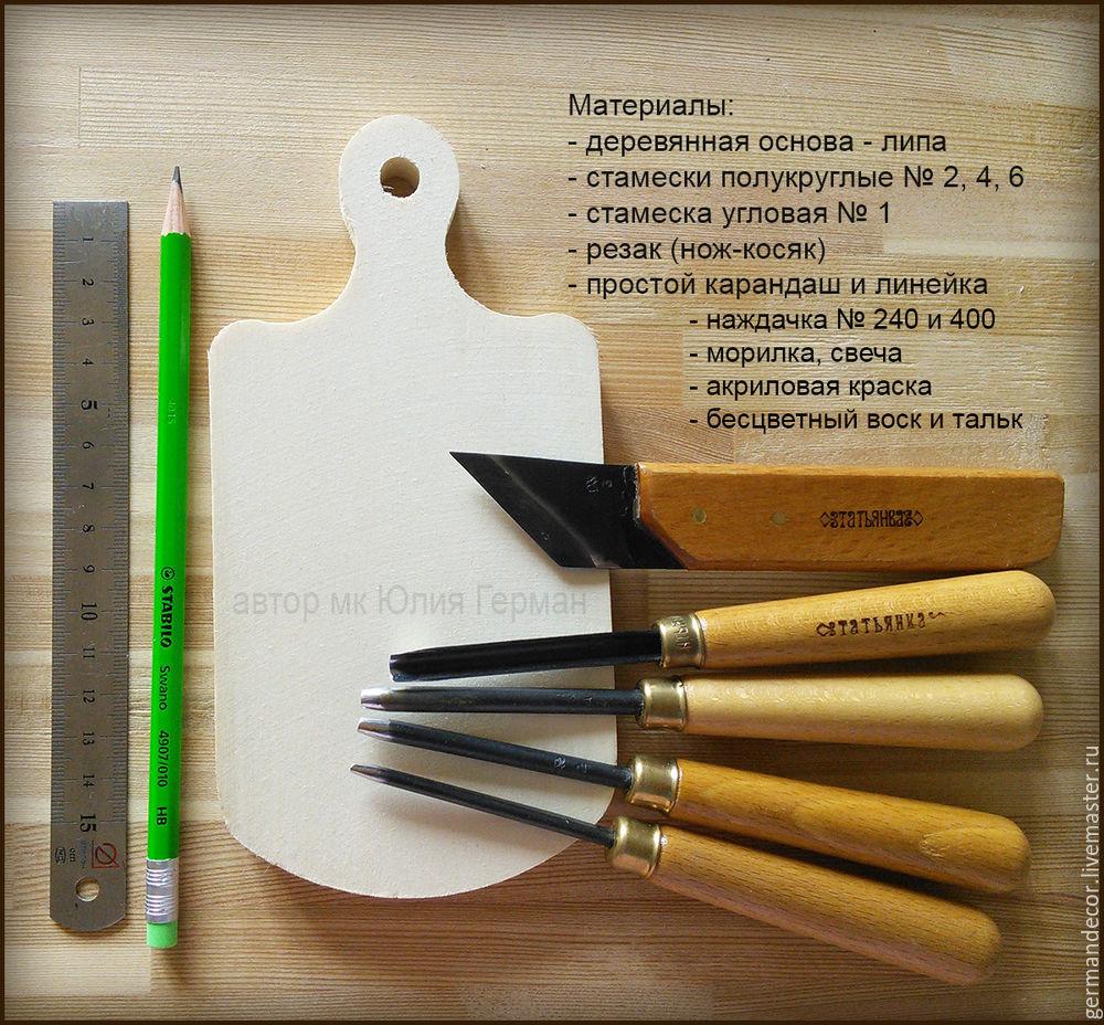 Две техники состаривания деревянной поверхности