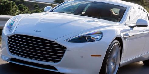 Aston Martin Rapide станет электрическим