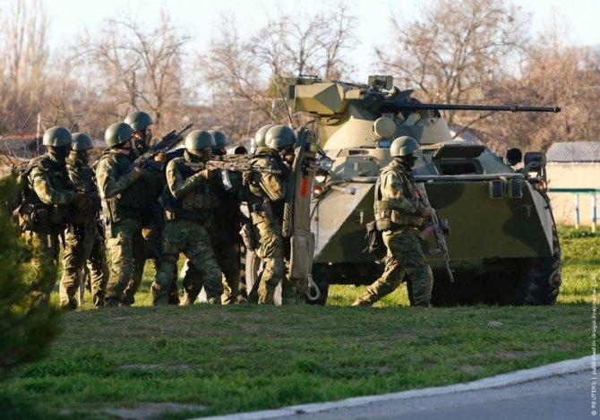 На Украине паника из-за колоссальных возможностей российской армии