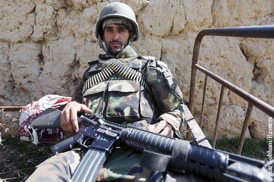 Афганистан просит Россию выгнать американцев