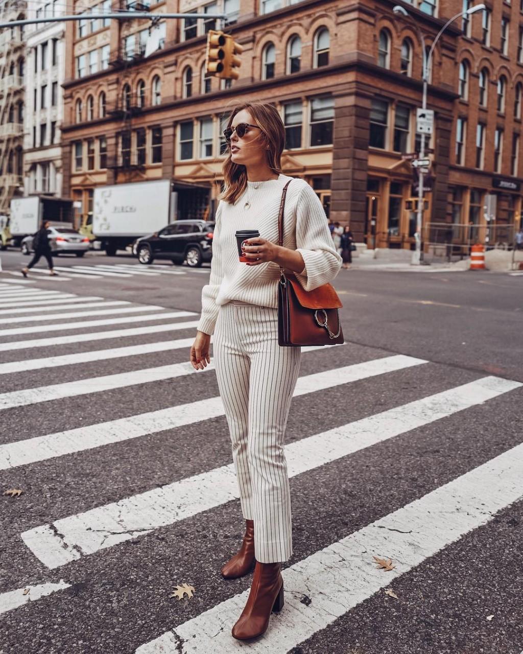 Идеальные брюки для зимы 2018