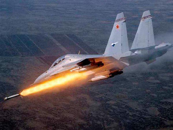 СРОЧНО: ВКС России разбомбил…