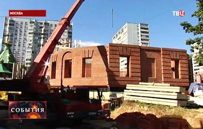 В Южном округе Москвы возведут 31 храмовый комплекс